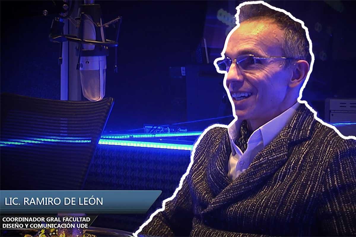 Entrevista Ramiro de León de UDE