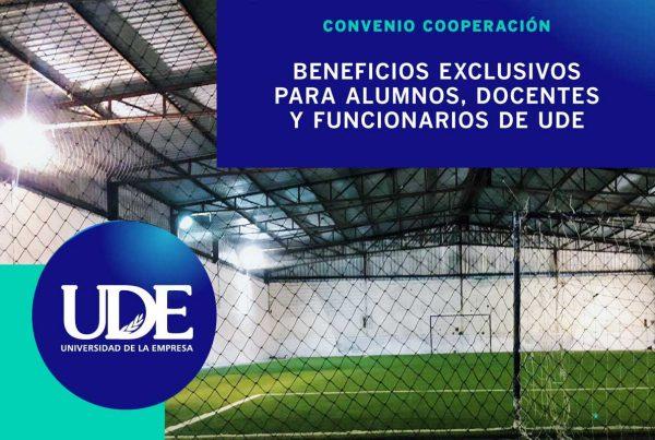Salón y canchas Club Defensor Maldonado