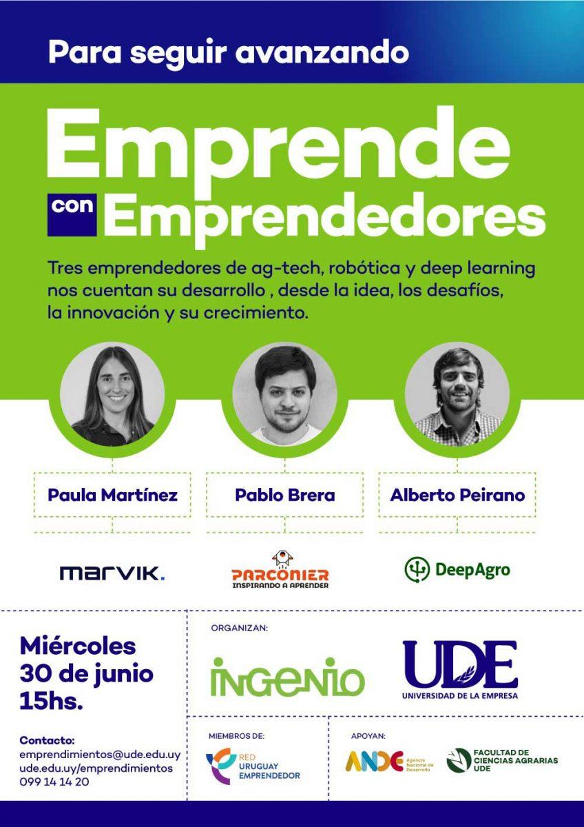 Evento emprendedores