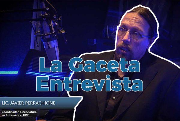 Javier Perrachione - UDE