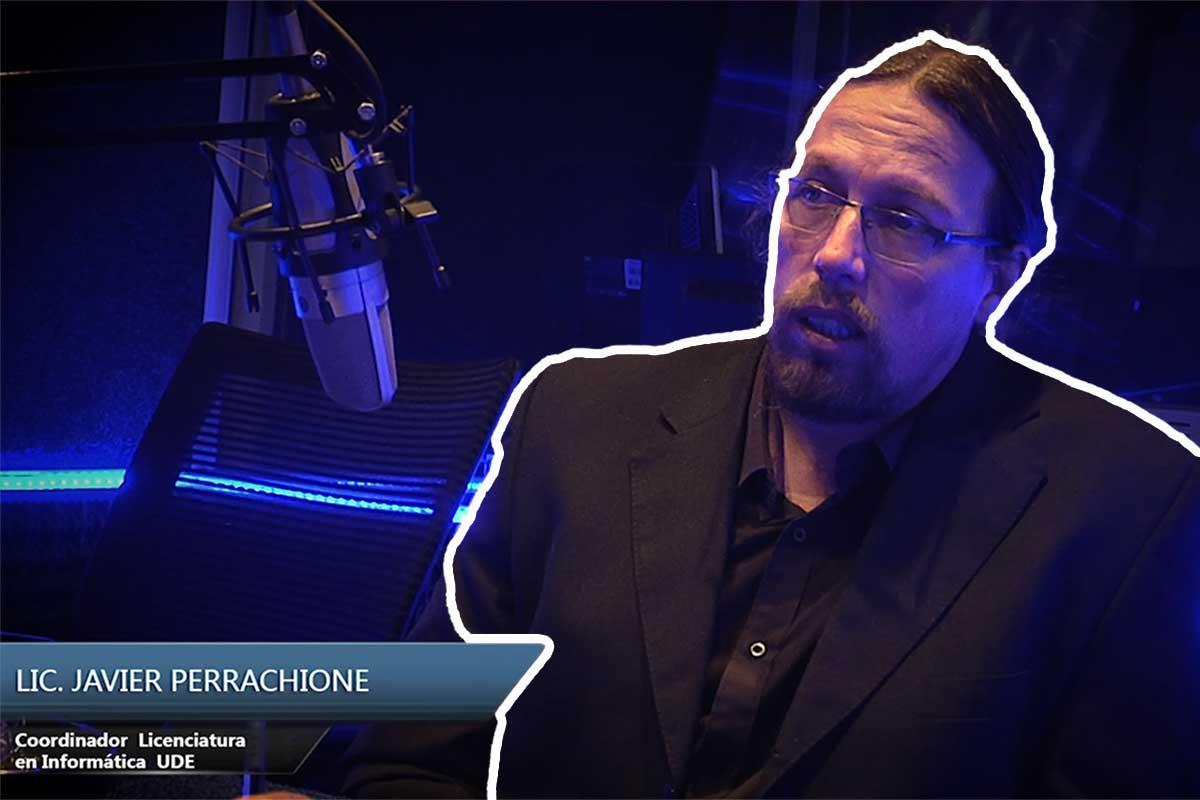 Entrevista Javier Perrachione de UDE