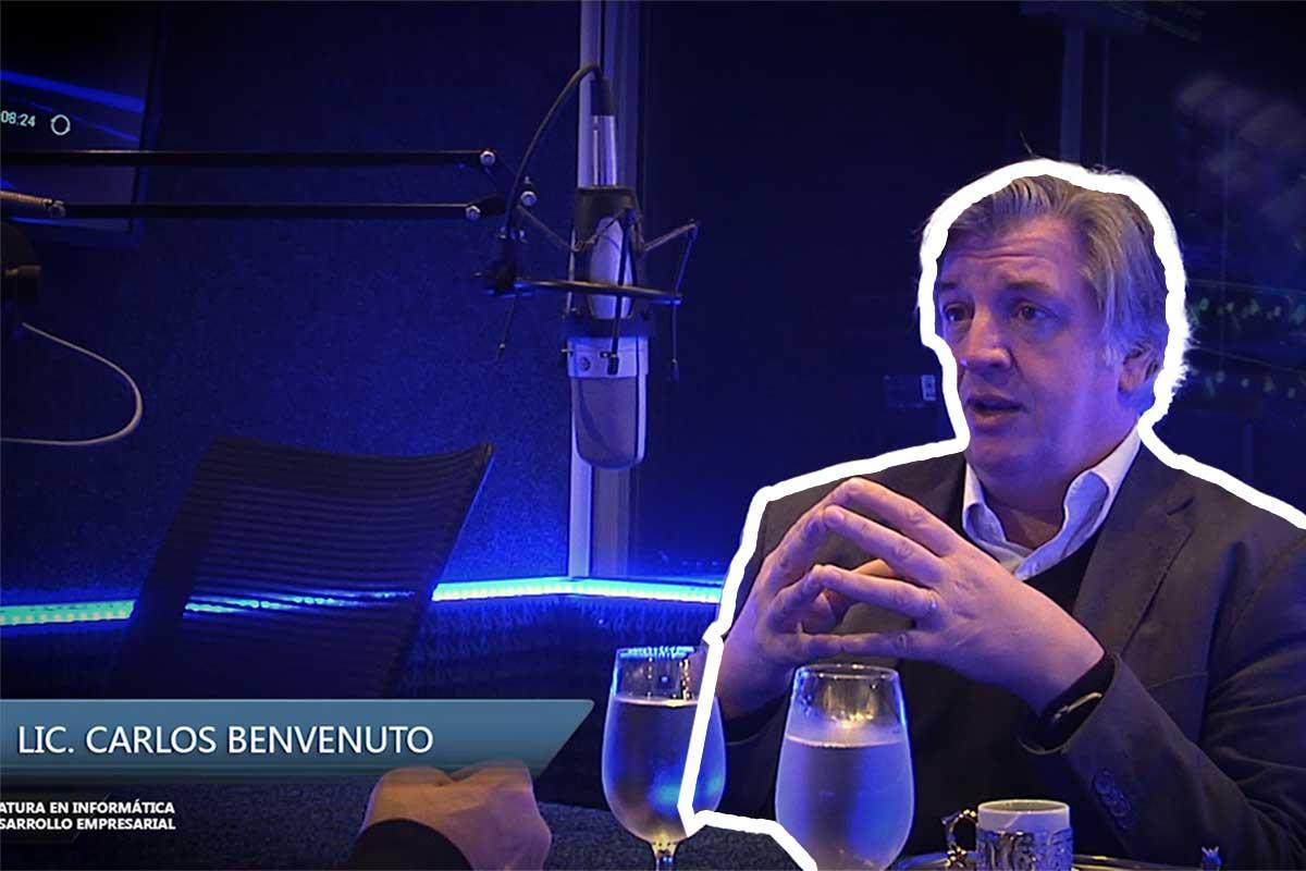 Entrevista Mag. Carlos Benvenuto