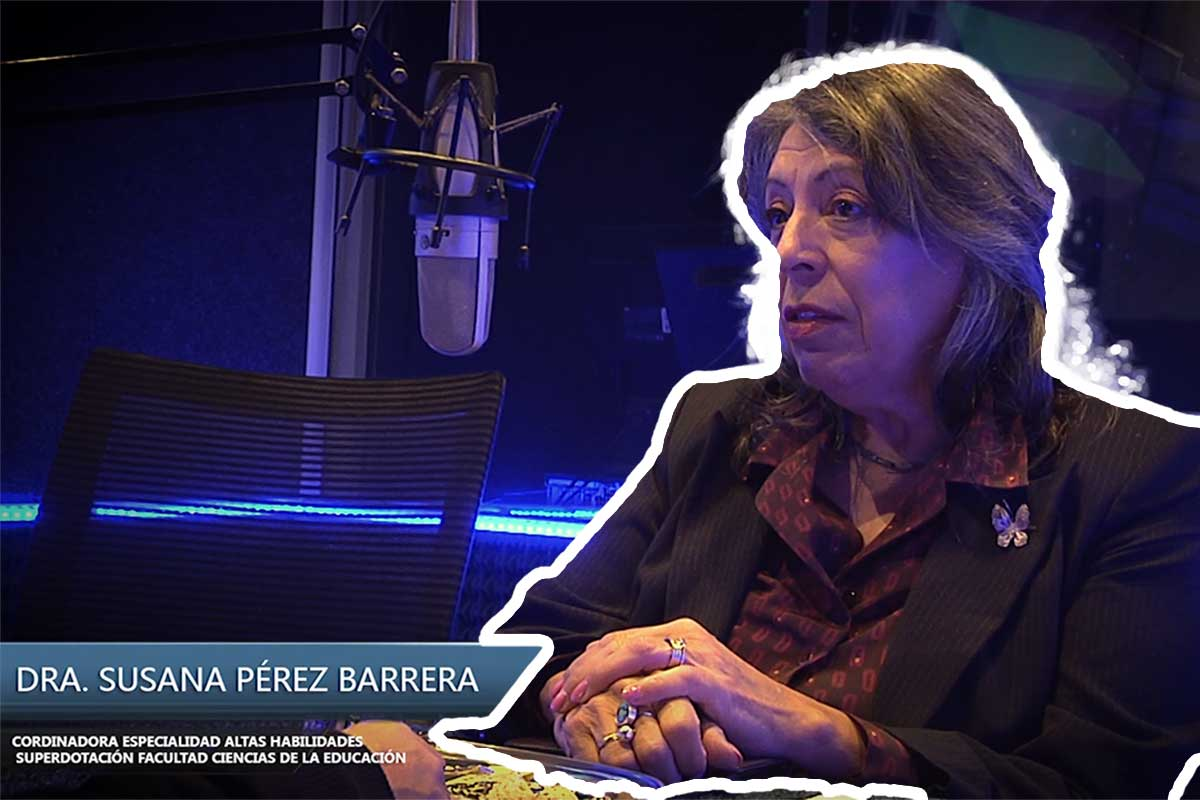 Entrevista Dra. Susana Pérez Barrera