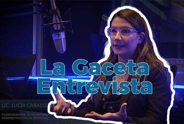 Lucia Caballero Administración de Empresas