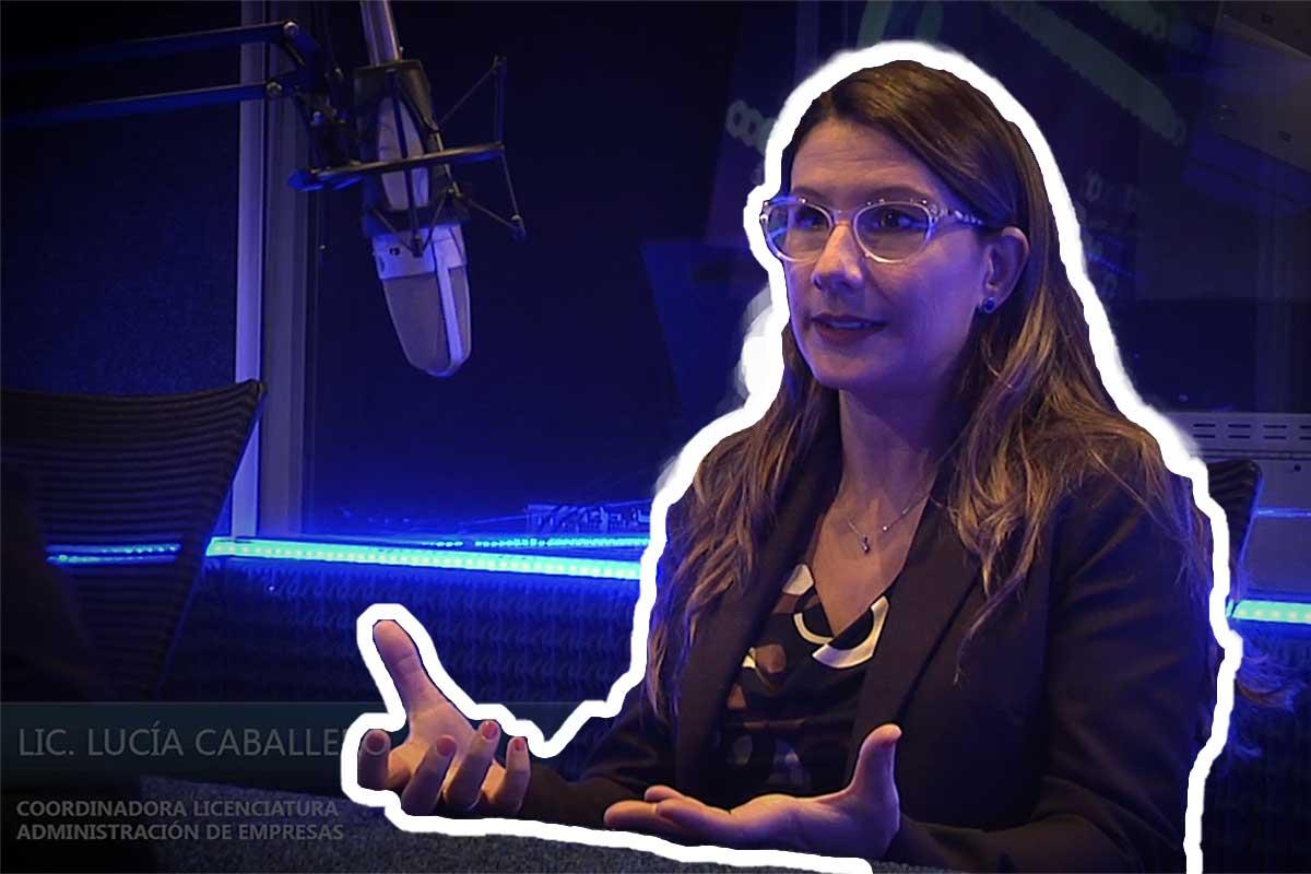 Entrevista a la Licenciada Lucía Caballero