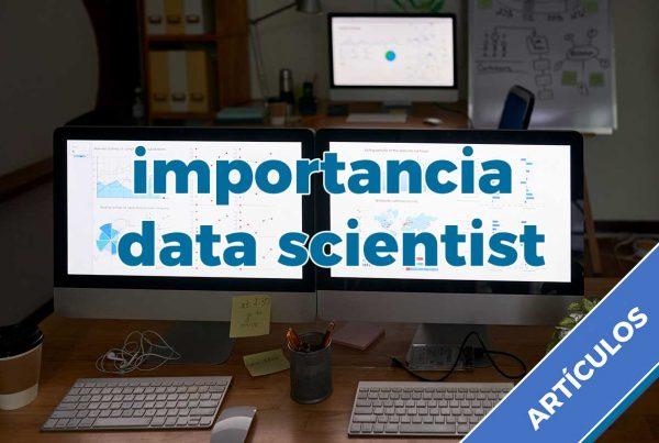 Importancia data scientist